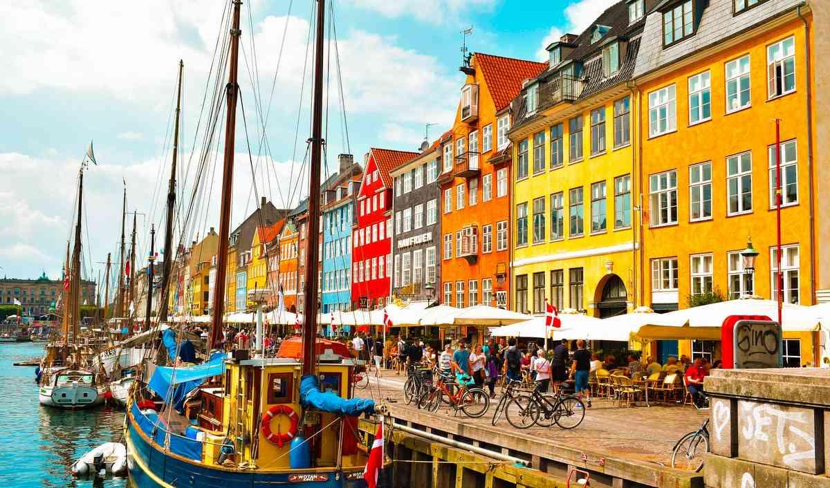 デンマーク(Denmark)のコペンハーゲン(Copenhagen)