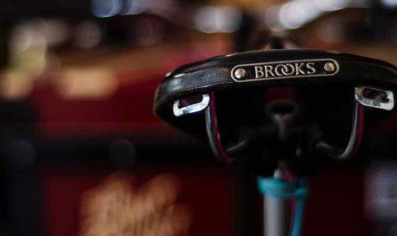 Brooks(ブルックス)サドル