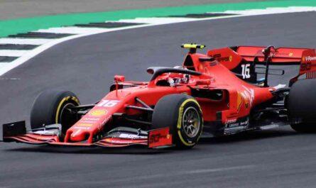 ピレリ(Pirelli)のタイヤとF1マシン