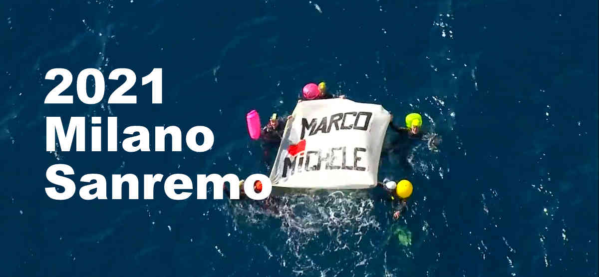 2021ミラノ~サンレモ