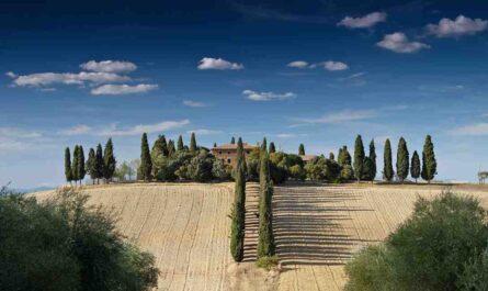イタリアのトスカーナ地方