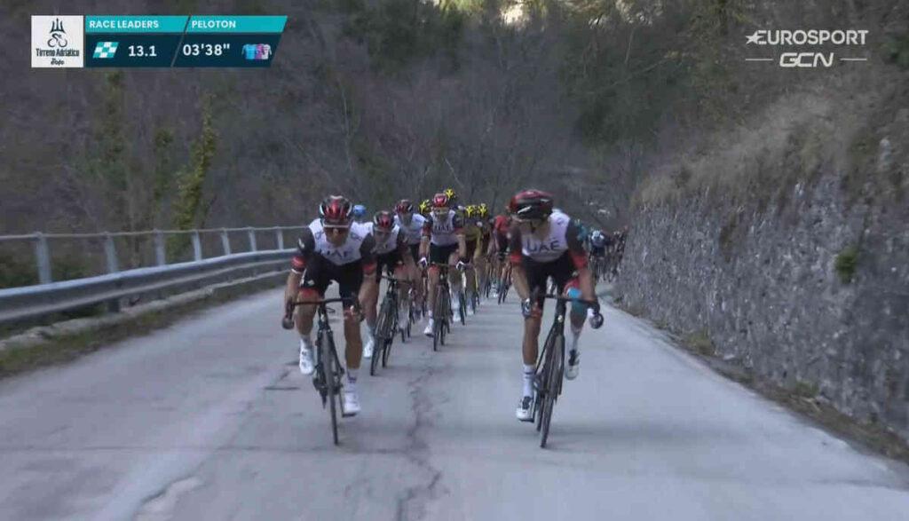 2021ティレーノ~アドリアティコ第4ステージ