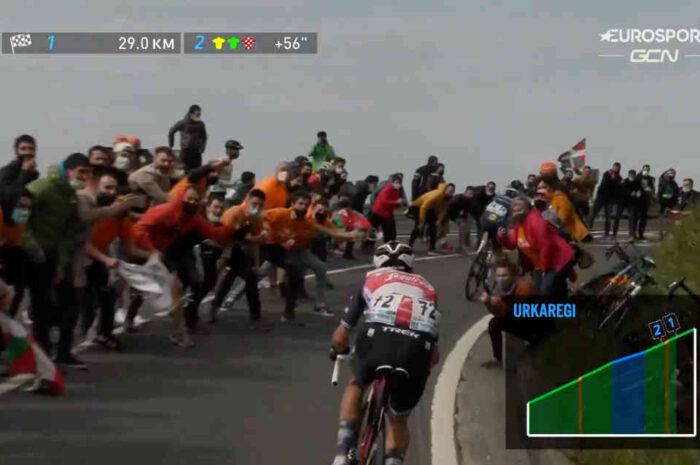 ワンツーフィニッシュ!2021イツリア・バスクカントリー第5ステージの結果