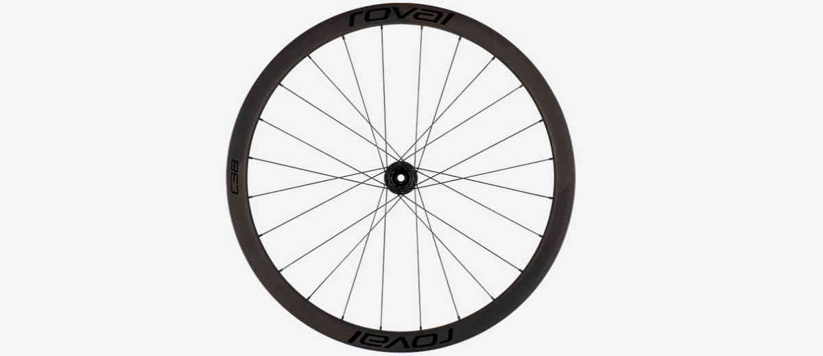 SpecializedカーボンホイールRoval Rapide C 38