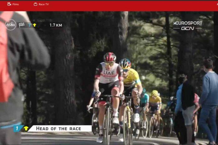 強すぎる二人:2021イツリア・バスクカントリー第3ステージの結果と総合順位(トップ30)