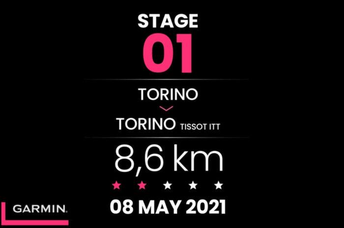 【2021ジロ第1ステージ】個人タイムトライアルのスタート順と出走時刻表