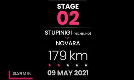 ロードレースの2021ジロ・デ・イタリア