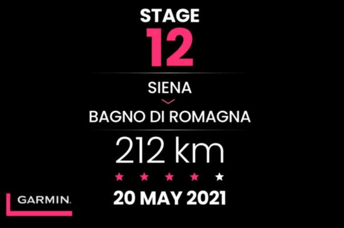 リタイア続出。2021ジロ第12ステージの結果