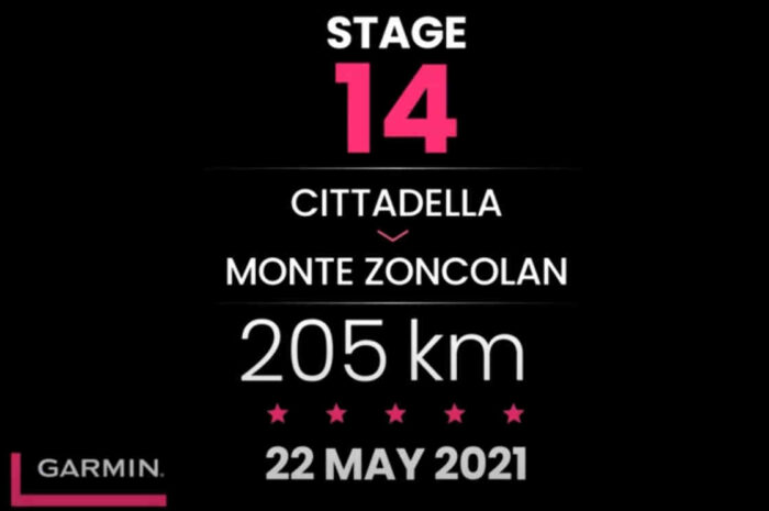 コンタドールが絶叫!2021ジロ第14ステージ結果