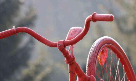 ロードバイク・自転車のハンドル