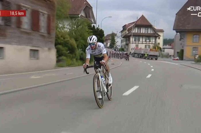 【圧勝!】2021ツール・ド・スイス第3ステージの結果。