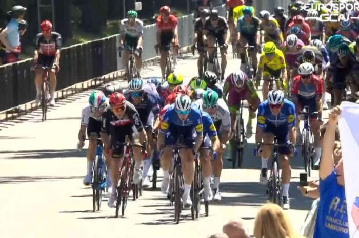 カレブ・ユアンvsカヴェンディッシュ! Baloise Belgium Tour第5ステージの結果