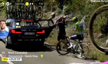 ツール・ド・フランスとマーク・カヴェンディッシュ