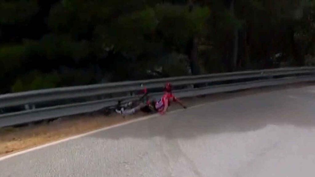 ロードレースの2021ブエルタ・エスパーニャ