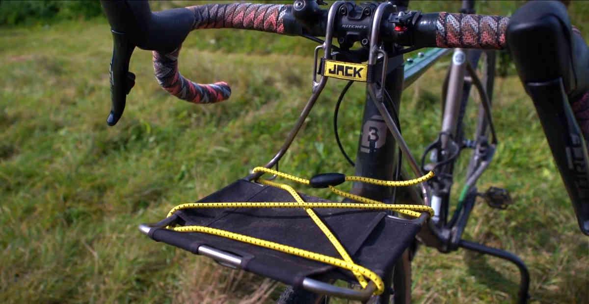 ロードバイク・クロスバイク用フロントラックJACK The Bike Rack